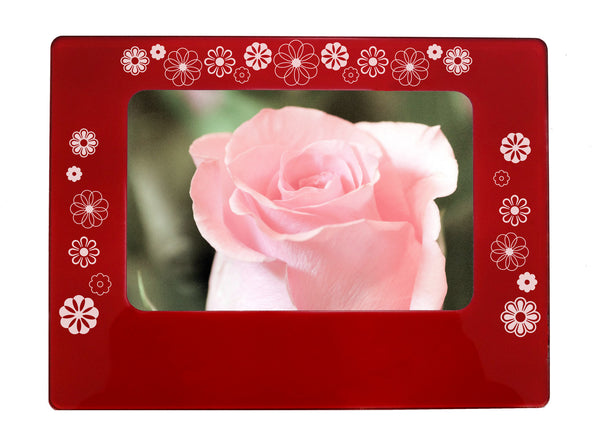 "Waltz of the Flowers 4"" x 6"" Magnetic Photo Frame (Horizontal/Landscape) - Ballet Gift Shop"