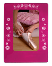 "Load image into Gallery viewer, Waltz of the Flowers 4"" x 6"" Magnetic Photo Frame (Vertical/Portrait) - Ballet Gift Shop"