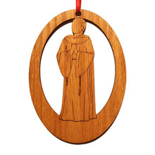 Load image into Gallery viewer, Friar Lawrence Laser-Etched Ornament - Ballet Gift Shop