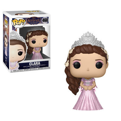 Clara from Disney's the Nutcracker and the Four Realms Funko Pop! Figurine
