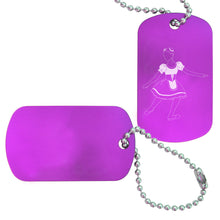 Load image into Gallery viewer, Giselle Dance Bag Tag (Choose from 5 designs) - Ballet Gift Shop