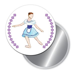 Giselle, Act I Button/Magnet/Mirror