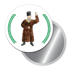 Grandfather Button/Magnet/Mirror