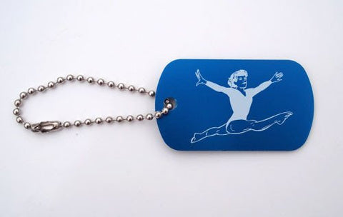 Women's Gymnastics Bag Tag (Choose from 3 designs)