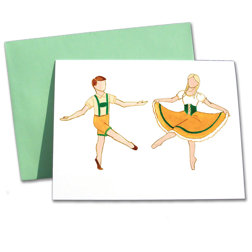 Hansel & Gretel Note Cards - Ballet Gift Shop