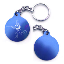 Load image into Gallery viewer, Peter & The Wolf Key Chain (Choose from 7 designs)