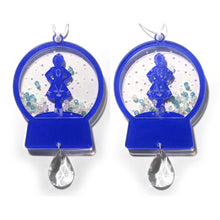 Load image into Gallery viewer, Irish Step Dancer Girl Snow Globe Ornament