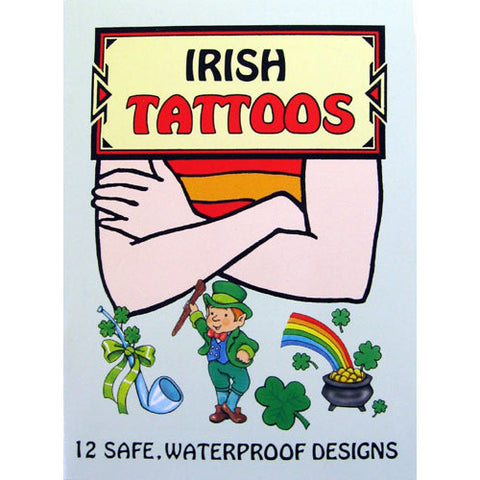 Irish Tattoos - Ballet Gift Shop