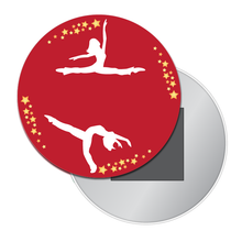 Load image into Gallery viewer, Jazz Dancer Button/Magnet/Mirror