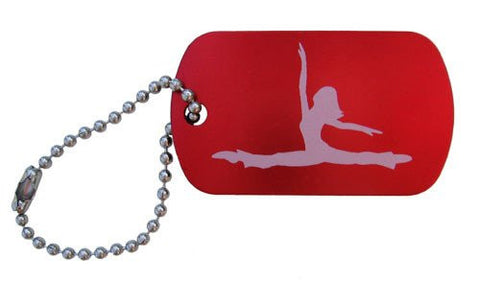 Jazz Dance Bag Tag (Choose from 2 designs)