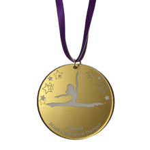 Load image into Gallery viewer, Jazz Dancer Medal - Ballet Gift Shop