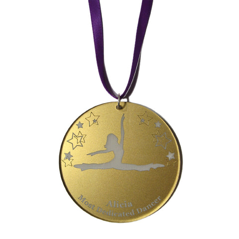 Jazz Dancer Medal