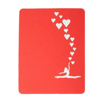 Jazz Dancer Love Valentine - Ballet Gift Shop
