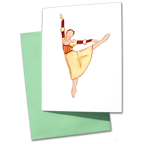 Juliet Note Cards - Ballet Gift Shop