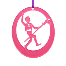 Load image into Gallery viewer, Little Boy at the Party Laser-Etched Ornament - Ballet Gift Shop