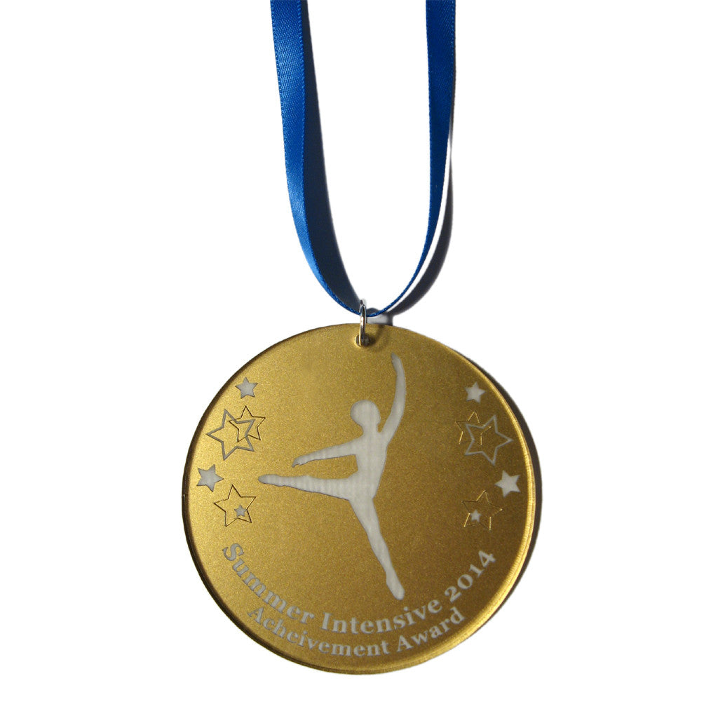 Male Dancer Medal - Ballet Gift Shop