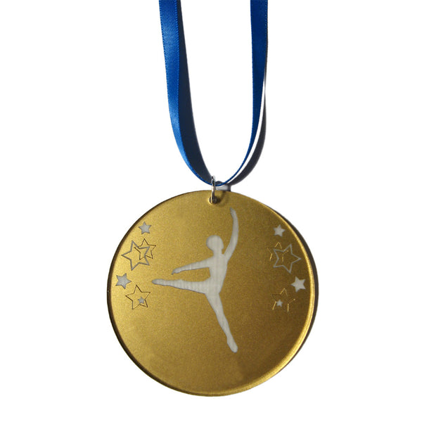 Male Dancer Medal