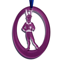 Load image into Gallery viewer, March Hare Laser-Etched Ornament - Ballet Gift Shop