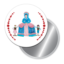 Load image into Gallery viewer, Mother Ginger Button/Magnet/Mirror