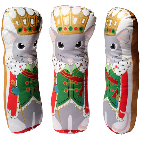 "16"" Rat King Plush Stand-up Doll"