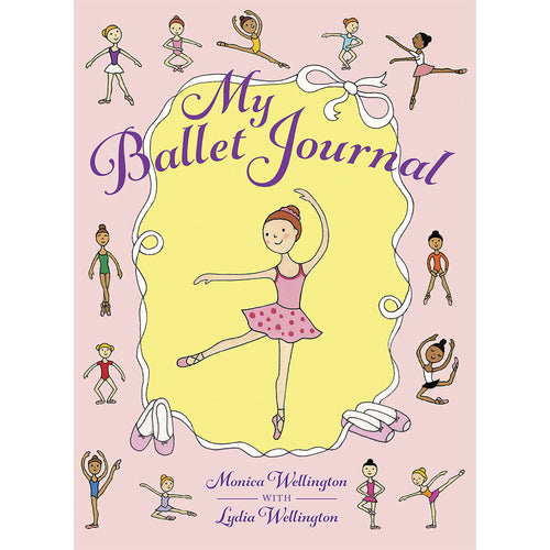 My Ballet Journal - Ballet Gift Shop