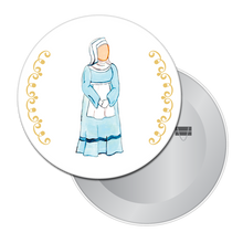 Load image into Gallery viewer, Juliet's Nurse Button/Magnet/Mirror