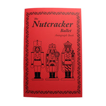 Load image into Gallery viewer, Nutcracker Ballet Autograph Book