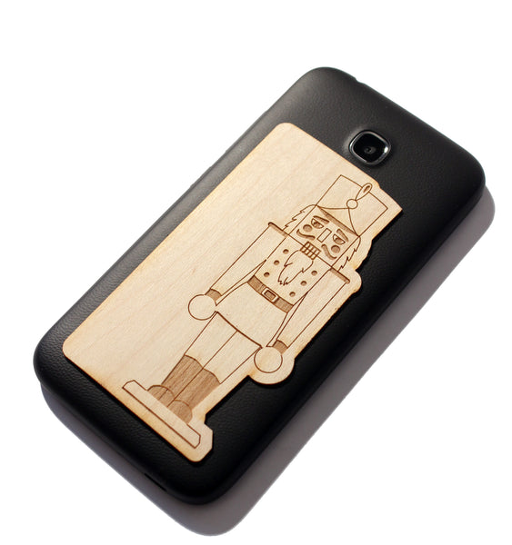 The Nutcracker Wooden Decal - Ballet Gift Shop