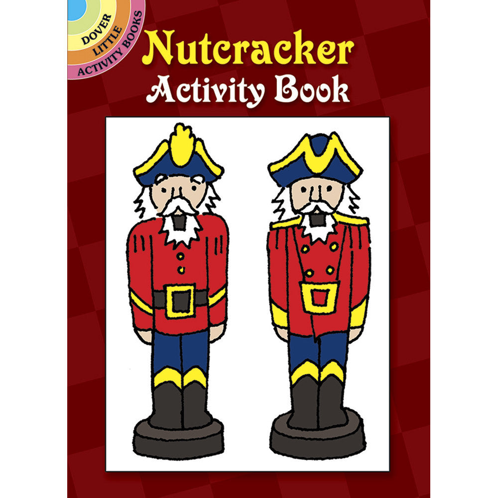Nutcracker Activity Book - Ballet Gift Shop