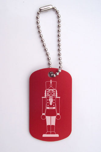 The Nutcracker Dance Bag Tag - Ballet Gift Shop