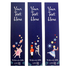 Load image into Gallery viewer, Nutcracker Ballet Bookmarks - Set of 3