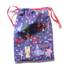 Load image into Gallery viewer, Nutcracker Ballet Drawstring Tote - Ballet Gift Shop