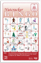 Load image into Gallery viewer, Nutcracker Ballet Bingo - Ballet Gift Shop