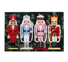 Load image into Gallery viewer, Personalized Nutcracker March Bookmarks - Set of 3