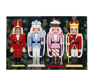Personalized Nutcracker March Bookmarks - Set of 3