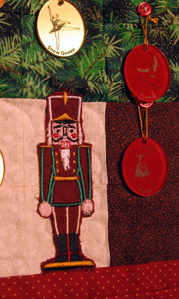 Nutcracker Ballet Advent Calendar