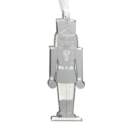 The Nutcracker Mirrored Ornament - Ballet Gift Shop