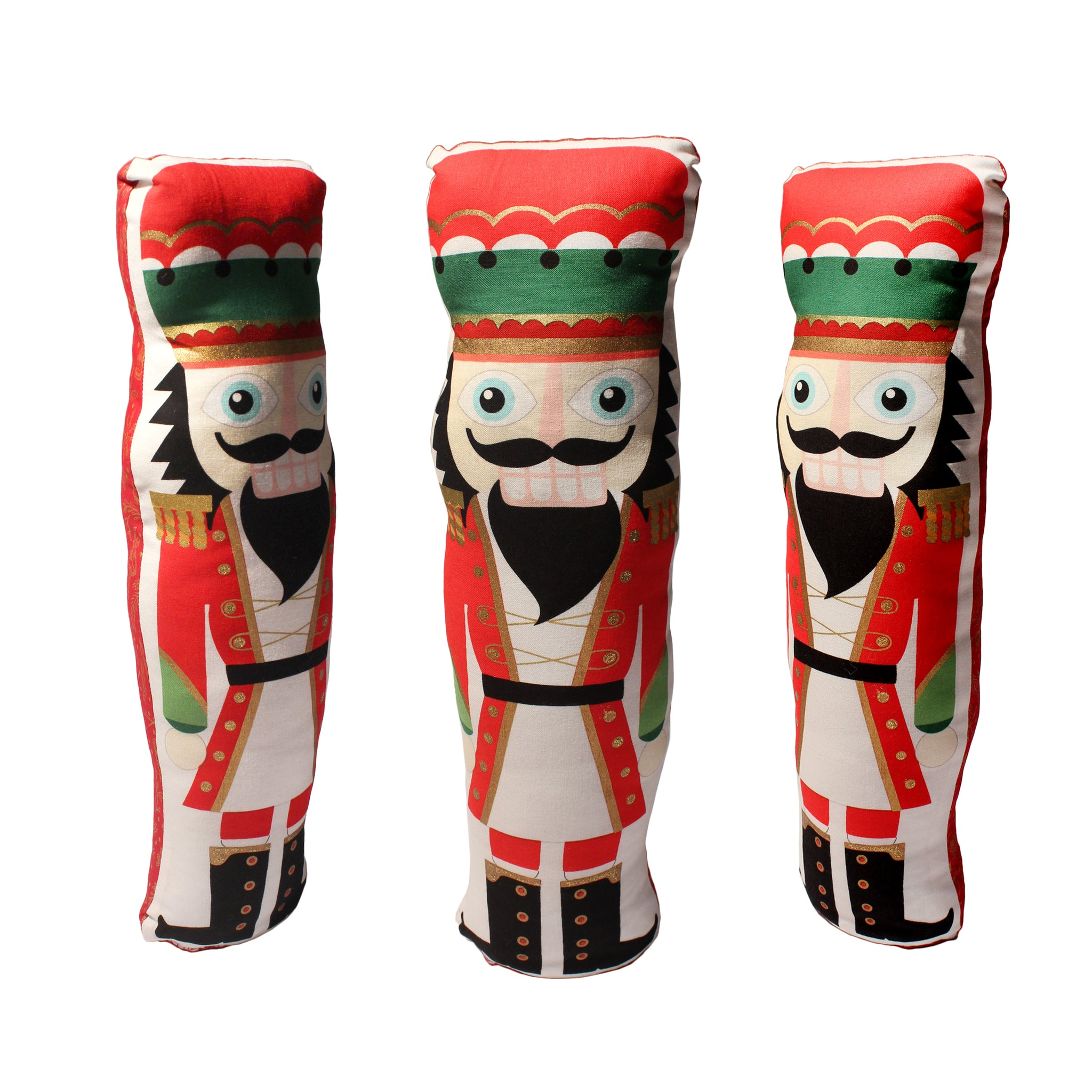 "16"" Nutcracker Plush Stand-up Doll (2 styles available)"