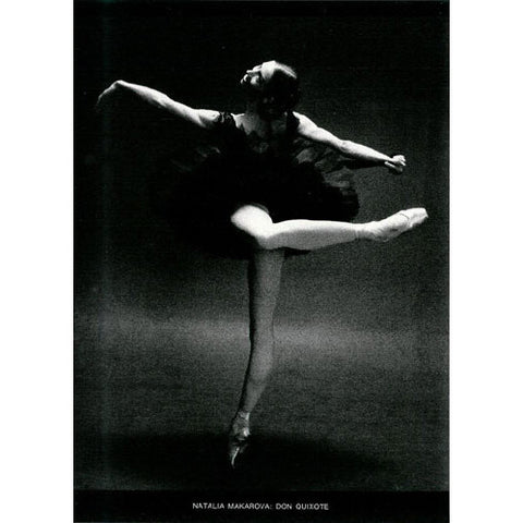 Don Quixote 5x7 Postcards (Makarova) - Ballet Gift Shop
