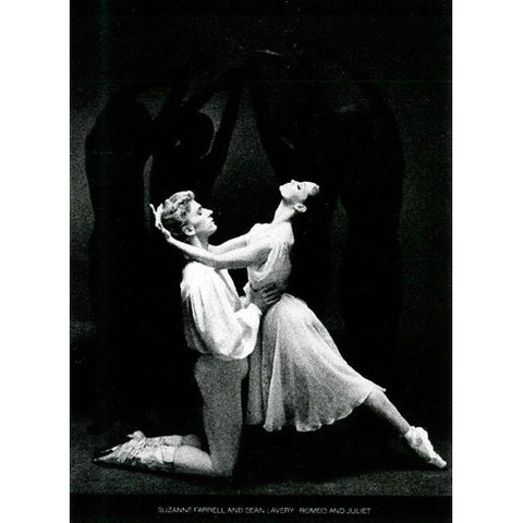Romeo & Juliet 5x7 Postcards - Ballet Gift Shop