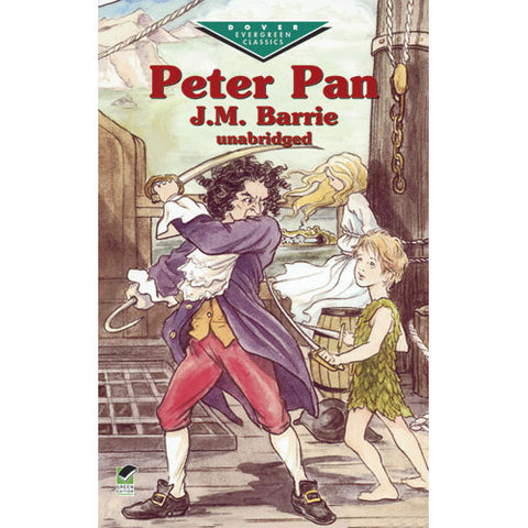 Peter Pan Story Book - Ballet Gift Shop