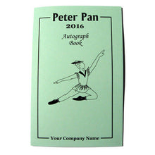 Load image into Gallery viewer, Peter Pan Autograph Book - Ballet Gift Shop