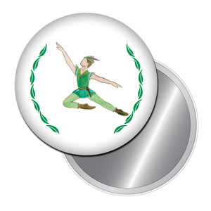 Peter Pan Button/Magnet/Mirror