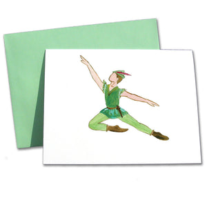 Peter Pan Note Cards - Ballet Gift Shop