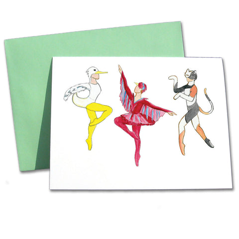 Peter's Friends Note Cards - Ballet Gift Shop