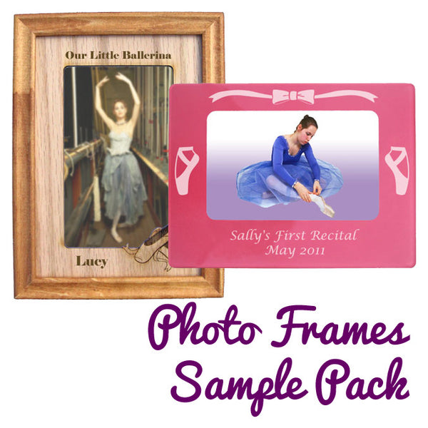 Fundraising Sample Pack - Ballet Gift Shop