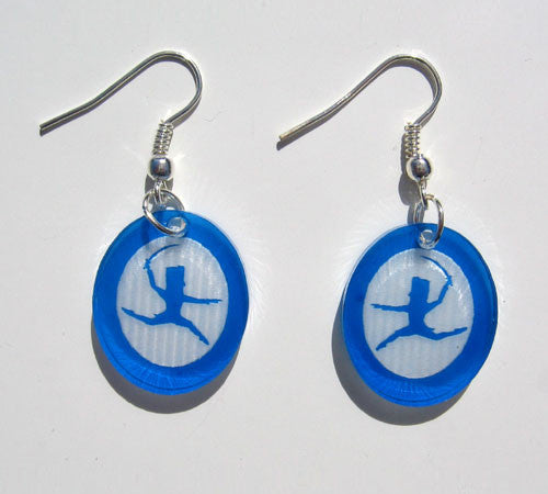 Nutcracker Prince Silhouette Earrings - Ballet Gift Shop