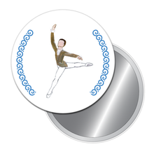Load image into Gallery viewer, Cinderella's Prince Button/Magnet/Mirror - Ballet Gift Shop