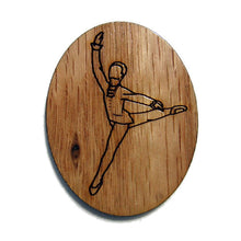 Load image into Gallery viewer, Cinderella's Prince Lapel Pin - Ballet Gift Shop