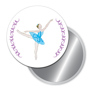 Princess Florina Button/Magnet/Mirror